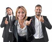 Entrepreneurs optimistic