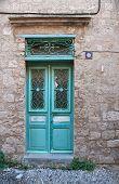 Mediterranean Door