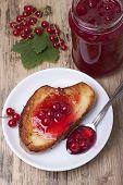 Red Currant Jam  .