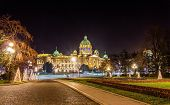 picture of yugoslavia  - View of the Parliament of the Republic of Serbia in Belgrade - JPG