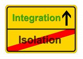 isolation and integration