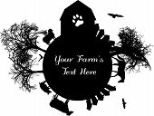 Silhouette Farm Logo.