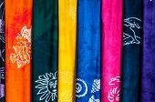 Colorful Sarongs