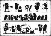 Cultural Characters