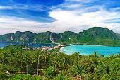 Phi-phi Island, Krabi Province, Thailand, Asia