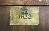 Beelitz Russian Sign