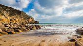 Penberth Cove Cornwall England