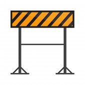 foto of safety barrier  - Barrier - JPG