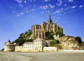 pic of michel  - Mont saint Michel  - JPG
