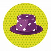 picture of birthday hat  - Birthday Hat Theme Elements - JPG