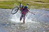 Adventure Mountain Bile Competition