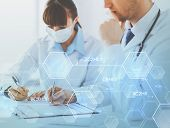image of pharmaceuticals  - people - JPG