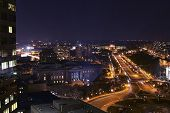 Center City Cityscape