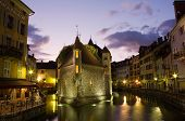 picture of annecy  - Palace of Isle ( Palais d