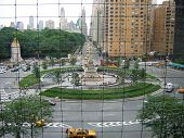 Columbus Circle New York City