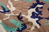 Textura Militar - camuflaje