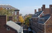 Rooftop View Of Cambridge, Ma
