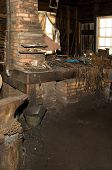 Old Blacksmith Shop.