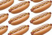Floating Hot Dogs