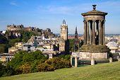 Edinburgh Summer City View