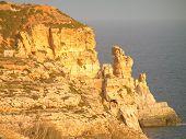 Cliffs At Ghar Hasan