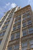 image of asheville  - High rising art deco buildings of Asheville North Carolina - JPG