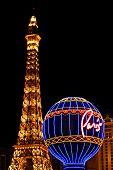 Paris Las Vegas Attractions