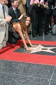 LOS ANGELES - APR 3: Halle Berry at a ceremony where Halle Berry is honored with a star on the Holly