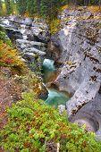Maligne Canyon Jasper National Park