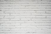 Parede de tijolo branco (mais escuro)
