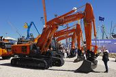 Internationale Fachmesse für Baumaschinen