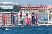 34th Americas Cup World Series 2013 in Naples