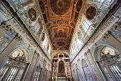 Trinity Chapel, Chateau de Fontainebleau, France