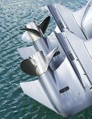 Outboard Motor Propeller of my boat