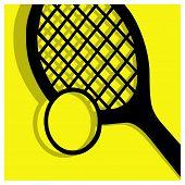Tennis Pictogram
