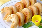 Deep-fried Dim Sum