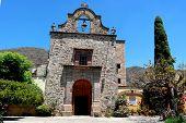 Small Church In Ajijic Mexico