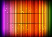 Colorful vector shiny colorful background