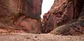 Buckskin Gulch Hikers
