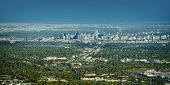 City Of Denver Panorama