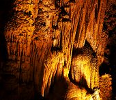 image of carlsbad caverns  - Carlsbad Caverns National Park in USA - JPG