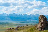Baikal Mountains