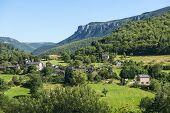 Cevennes: Mountain Landscape