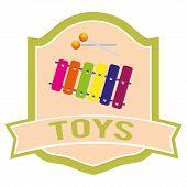 Toys labels