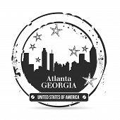 Stamp Atlanta