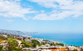 Sanremo, Famous Town On The Liguria, Itally
