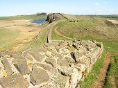 Hadrian's Wall,northumberland