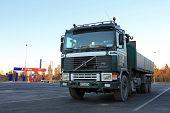 Volvo F12 Intercooler Truck