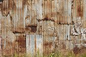 Rusted Wall