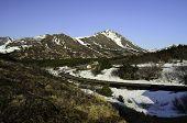 Peaks in Alaska